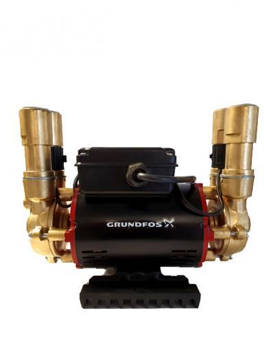 Grundfos Brass 2 Bar Pump