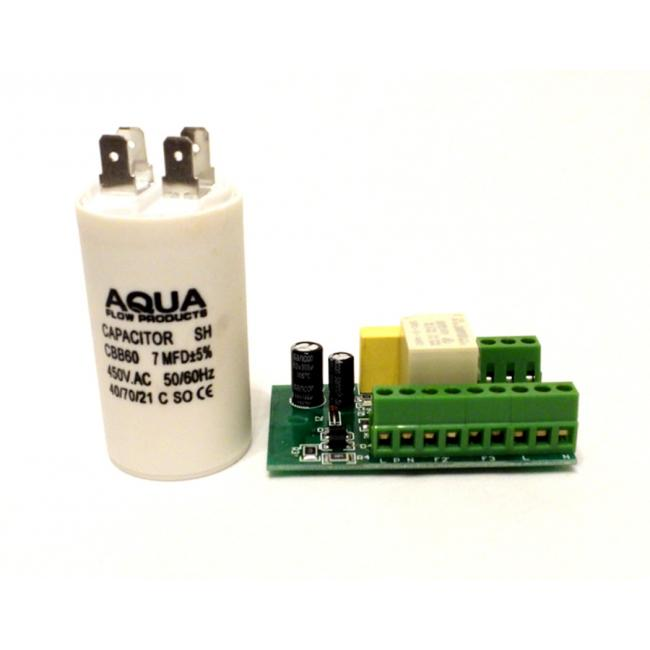 PCB and Capacitor