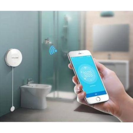 wifi water leak sensor alarm